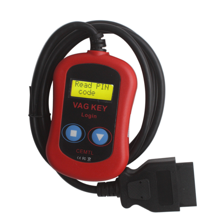 Supplier New Vag Key login VAG PIN Code Reader Key Programmer Device