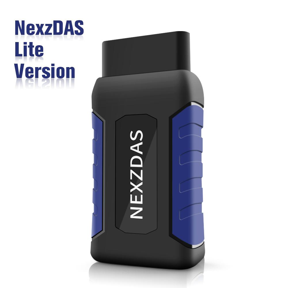 NexzDas Lite Version Full System Diagnostic Tool Support Bluetooth NexzDas Lite Based on Android