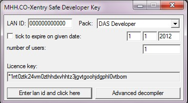 Supplier Das developer mode keygen MB Star DAS Diagnostics Assistance