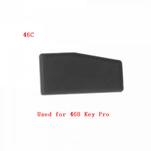 Supplier Carbon 46C Transponder Chip can Copied 468 Key Pro 46C chip