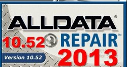Supplier 750G 2013 ALLDATA 10.52 full set ALLDATA repair manuals crack