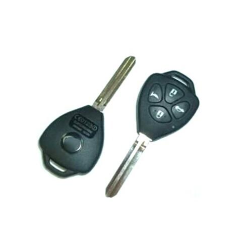 Supplier Adjustable frequency remote key Garage door remote for toyota