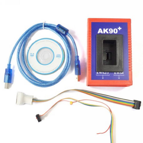 For BMW AK90+ key programmer AK90 plus ews key programming