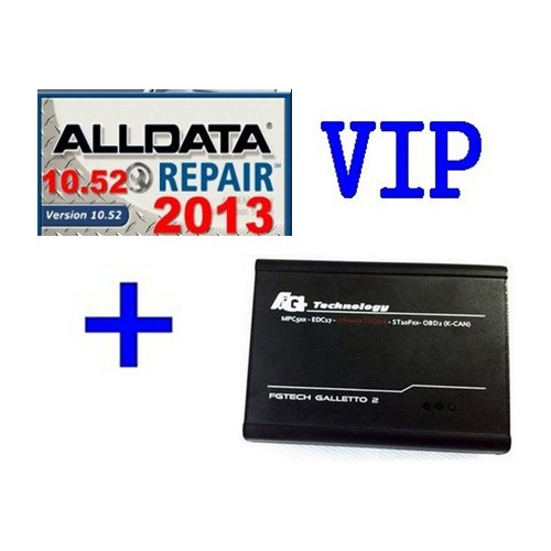 Supplier VIP Order 750GB 2013 alldata 10.52 + fgtech galletto v51