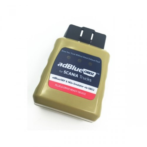 Supplier AdblueOBD2 Emulator for SCANIA Trucks SCANIA AdblueOBD2 Emulator