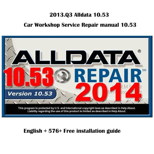 Alldata 10. 53 download super compressed version [28 gb only.