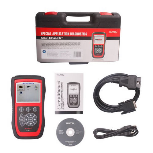 Supplier Autel MaxiCheck DPF reset MaxiCheck DPF Diagnosis Application