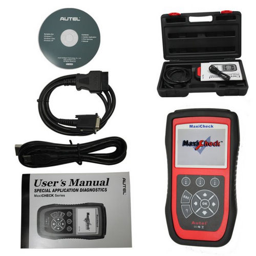 Supplier Autel maxicheck oil light reset maxicheck oil services reset