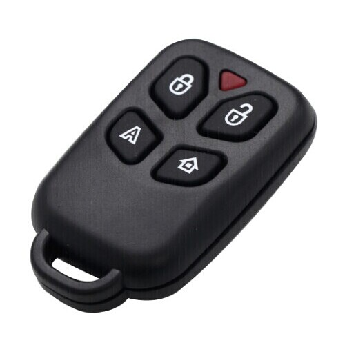 Supplier Brazil old Positron Car Alarm Remote key 4 button 433.92mhz