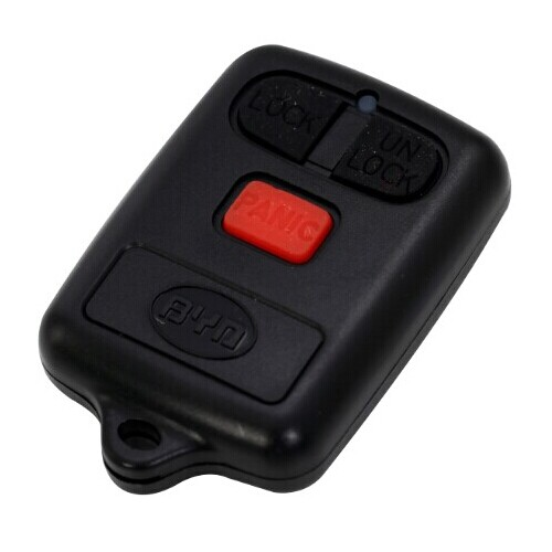 Supplier BYD Radio remote key Rolling Code Face to Face anti-theft remote
