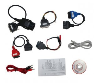 Supplier Carprog Full set cables for carprog V4.01 V4.5 v4.74 all cables