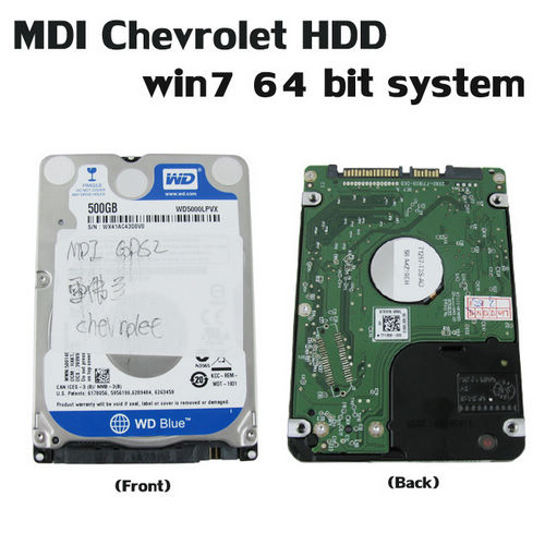 Supplier GM MDI GDS2 software for Chevrolet GM mdi gds2 software HDD