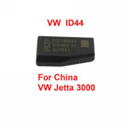 Supplier Carbon ID44 chip for China VW Jetta 3000 ID 44 Transponder chip