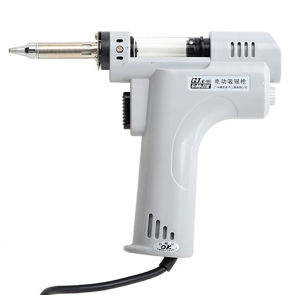 Supplier Electric Desoldering Iron Gun remove solder with soldering iron