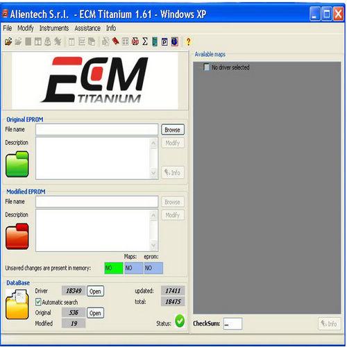 ECM TITANIUM 1.61