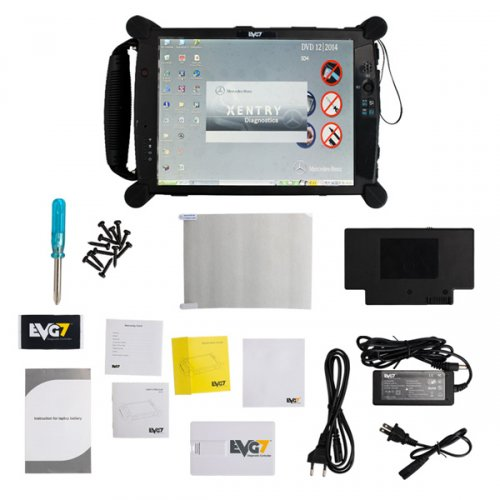 Supplier EVG7 DL46 EVG7 Tablet pc EVG7 Diagnostic Controller Tablet PC