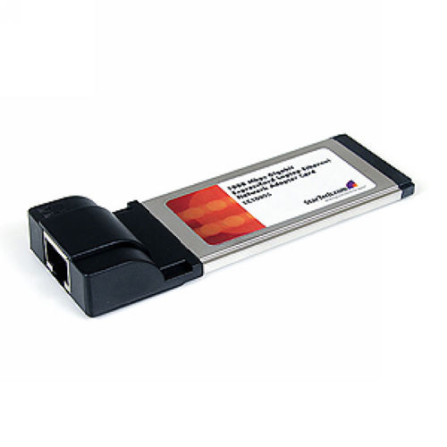 Supplier ExpressCard Gigabit Adapter Wireless Gigabit Ethernet Card pc