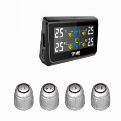 Supplier Extraposition TPMS Tool TPE08 Wireless tpms monitor solar panel