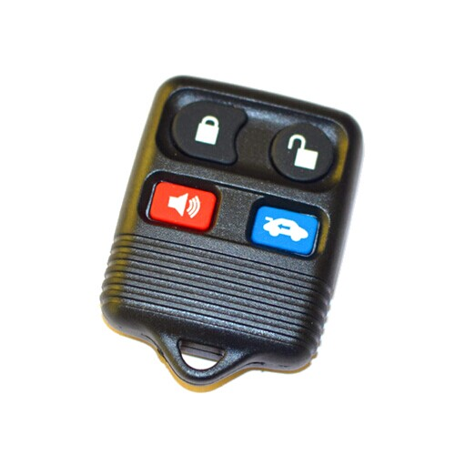 Supplier 433mhz remote key for ford Brazil new Positron remote 4 button
