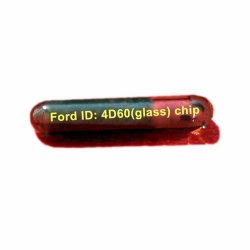 Supplier Ford ID 4D60 transponder Chip Ford ID 4D 60 Chip Glass