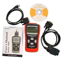 Autel MaxiScan GS500 obd2 scanner Autel gs500 code reader