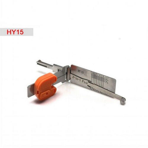 Supplier Smart Hyundai kia HY15 2 in 1 locksmith HY15 auto pick decoder