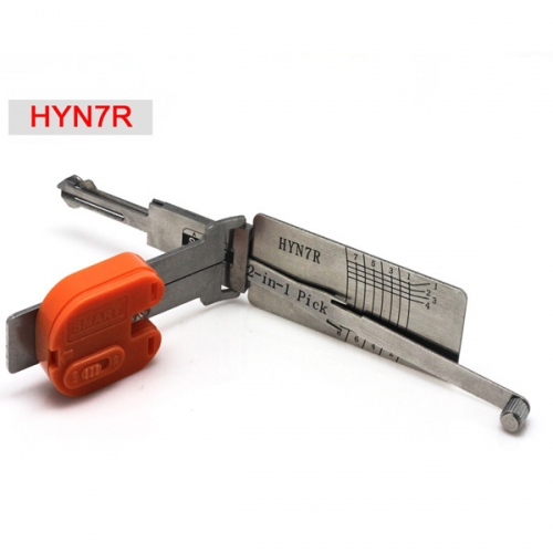 Supplier Hyundai KIA HYN7R smart 2 In 1 HYN7R auto lock pick key decoder