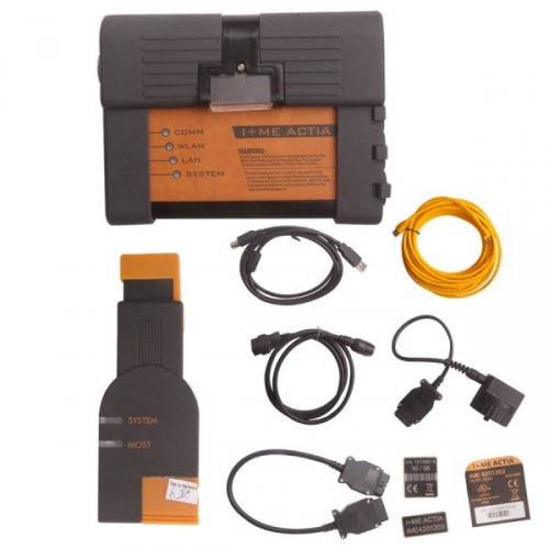 Supplier ICOM A2 interface ICOM A2 B C for BMW ISTA Diagnose and Program