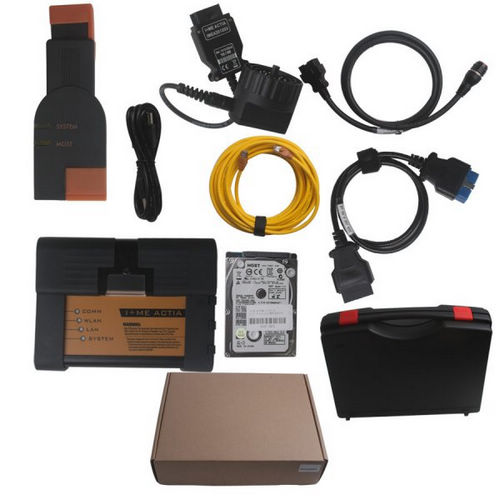 Supplier Super Icom a2+b+c clone China QA BMW ICOM A2 2015.8 software