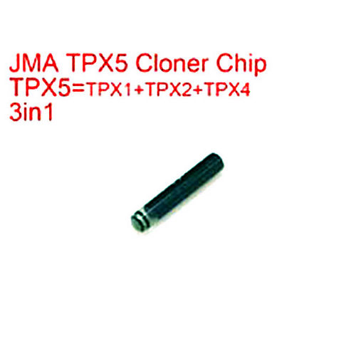 Supplier JMA tpx5 cloner chip JMA tpx5 chip Glass JMA tpx5 Transponder