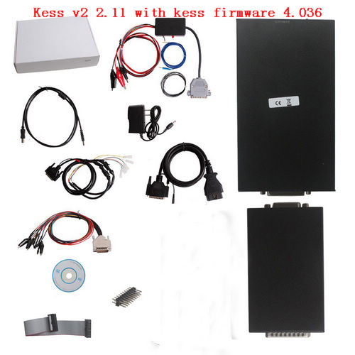 Supplier Kess v2 2.11 Kess firmware V4.036 K-suite 2.11 Unlimited tokens