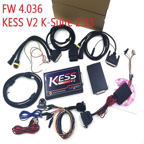 Unlimited tokens Kess v2 2.13 China kess v2 4.036 firmware kess