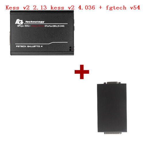 Supplier Kess v2 2.13 Kess v2 4.036 Firmware + FGtech Galletto 4 V54