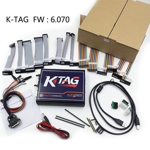 Supplier Ktag china Ktag 2.11 Ktag firmware v6.070 Ktag master V2.11