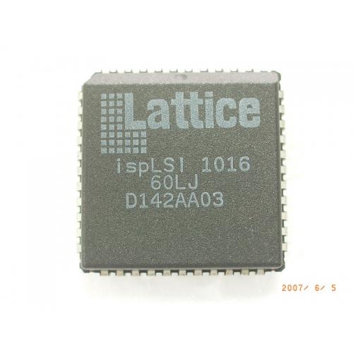Isplsi1016-60lj datasheet Lattice isplsi1016-60lj for mb star c3