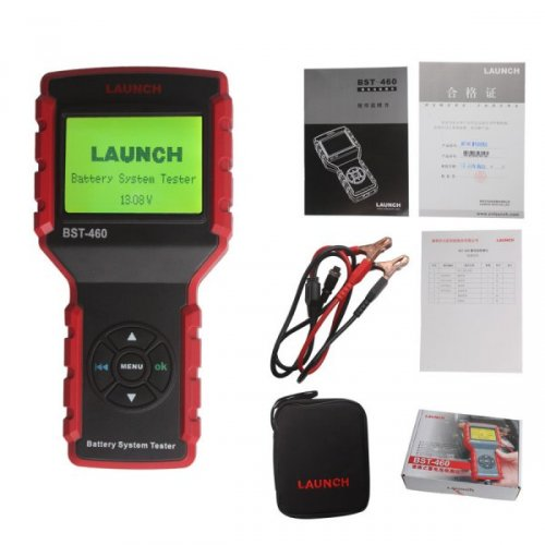 Supplier Car battery test tool of Launch BST-460 Battery Tester