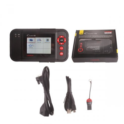 Supplier Launch Creader 8 scanner Launch x431 Creader VIII code reader 8