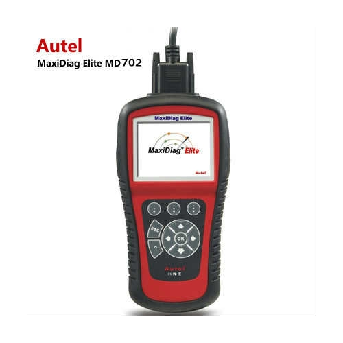Supplier Maxidiag elite MD702 with DS model Autel md702 obd2 scanner
