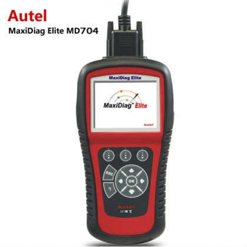 Supplier 4 system Autel MaxiDiag MD704 DS model MD704 OBDII scanner