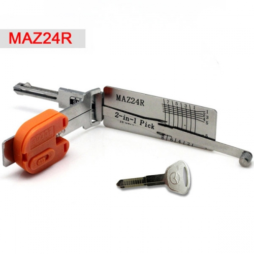 Supplier Smart MAZ24R Mazda locksmith tool MAZ24R auto pick key decoder
