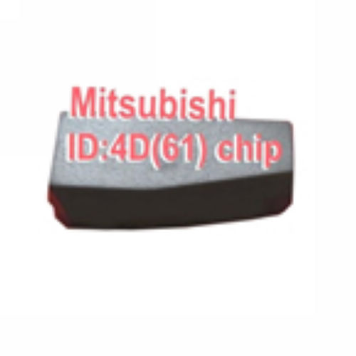 Supplier ID 4d61 transponder Chip For Mitsubishi ID: 4D (61) chip Ceramic