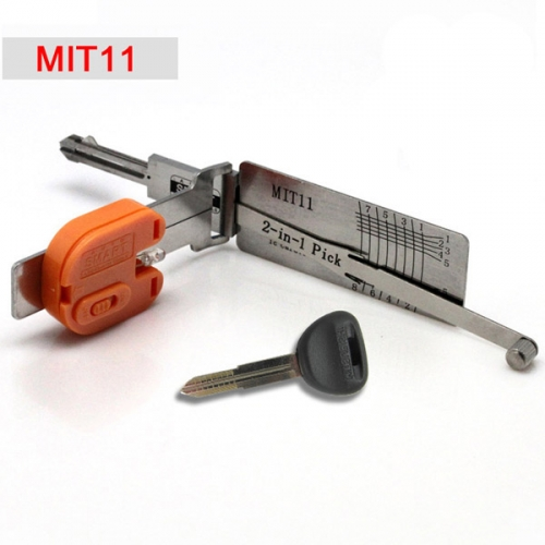 Supplier Mitsubishi MIT11 smart 2 In 1 MIT11 auto lock pick key decoder