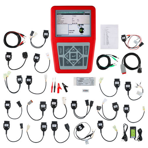Supplier Iq4bike motorcycle diagnostic tool Iq4bike precise diagnostics for motorcycles with Iq4bike software