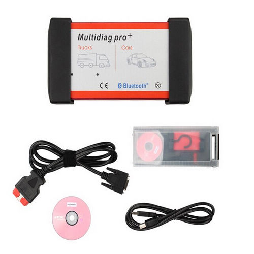 Supplier Bluetooth Multidiag pro+ cars trucks 2014.3 Multi diag cdp pro+