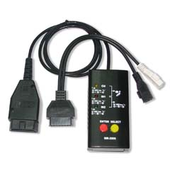 Supplier New can bus airbag reset tool can bus service interval resetter
