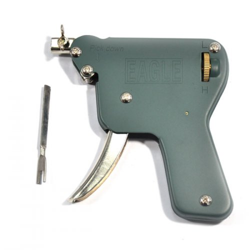 Supplier New downward pick gun Eagle manual lock pick gun