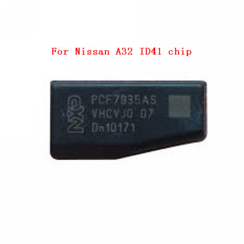 Supplier A32 ID41 chip Carbon for Nissan A32 ID41 transponder chip