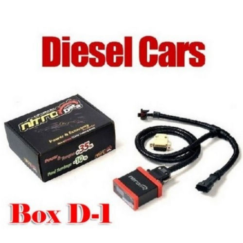 OBD2 tuning box
