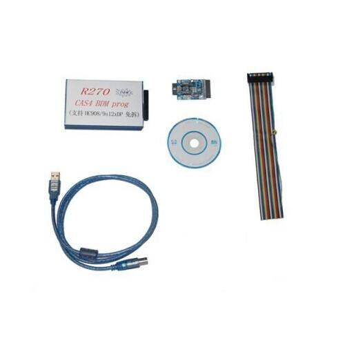 Supplier For bmw R270 BDM programmer R270 cas 4 odometer Correction