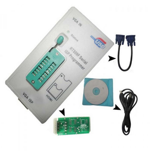 Supplier RT809F serial isp programmer Universal RT809F lcd tv programmer